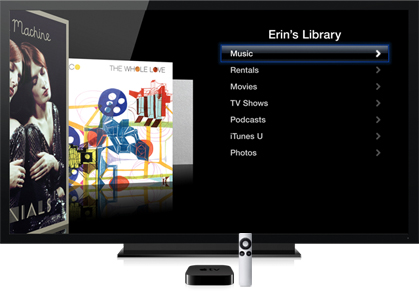 Apple TV - Rent HD Films & TV Programmes - Apple Store (Danmark)